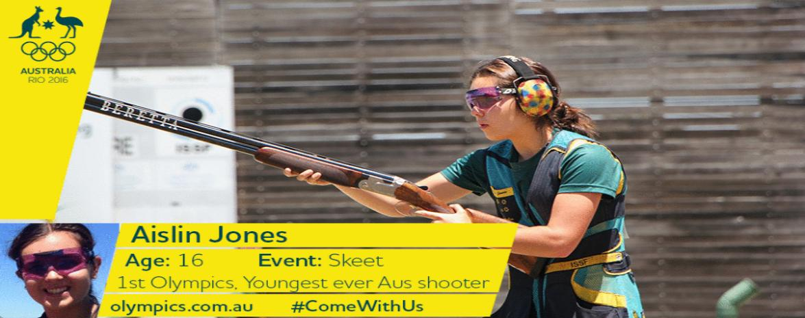 Home Club of Aislin Jones - National Women's ISSF Skeet Champion & 2016 Rio Olympian